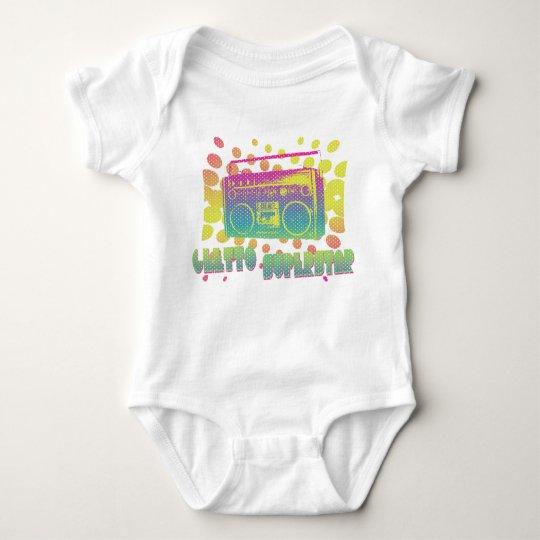 Ghetto Superstar Baby Bodysuit