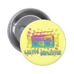 Ghetto Superstar Pin