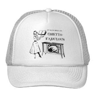 Ghetto TV fabulosa Gorra