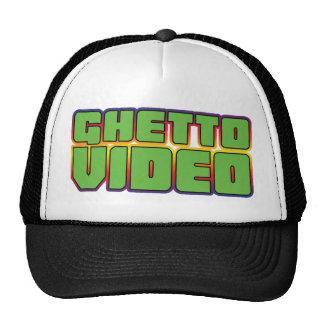 Ghetto Video Trucker Hat