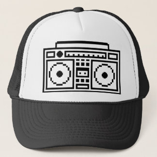 Ghettoblaster Trucker Hat