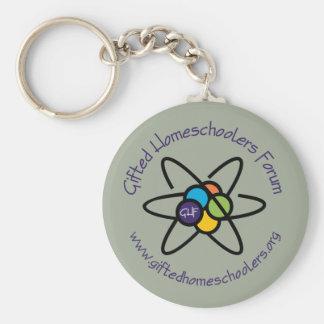 GHF Logo Key Ring Keychain