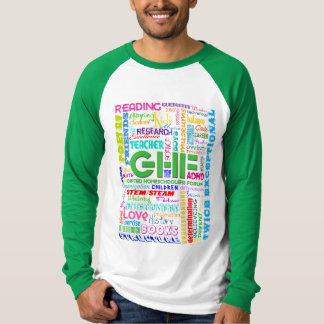 GHF Subway Art Design T-Shirt