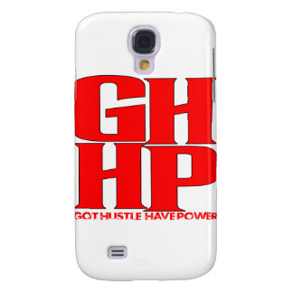 GHHP RED LOGO SAMSUNG GALAXY S4 CASES