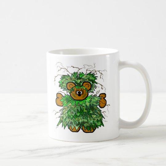 Ghillie Suit  Mug by Brownielocks