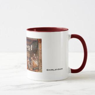Ghirlandaio Birth of St. Mary Coffee Mug