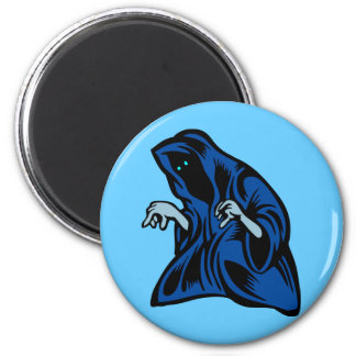 ghost 2 inch round magnet
