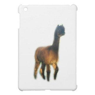 Ghost alpaca cover for the iPad mini