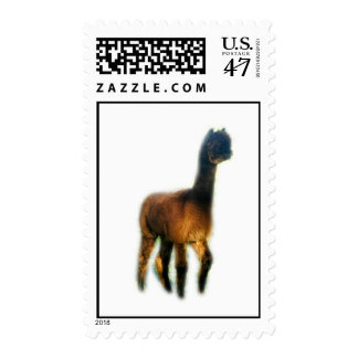 Ghost alpaca postage