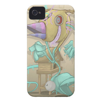 Ghost Animal iPhone 4 Cover