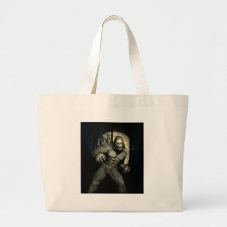 GHOST APE LARGE TOTE BAG