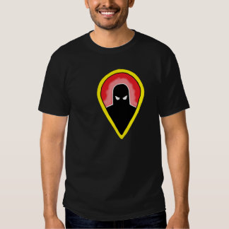 GHOST BADGE T-SHIRTS
