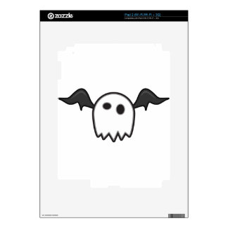 Ghost Bat- iPad 2 Decals