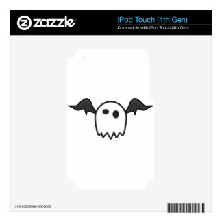 Ghost Bat- iPod Touch 4G Skin