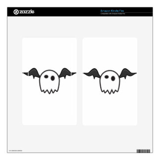 Ghost Bat- Kindle Fire Skins