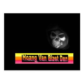 Ghost Bizet Postcard