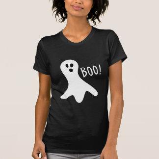 Ghost Black Halloween T-Shirt T Shirts