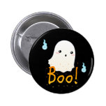 Ghost Boo Button
