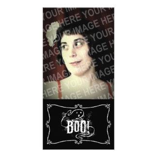 Ghost Boo Card