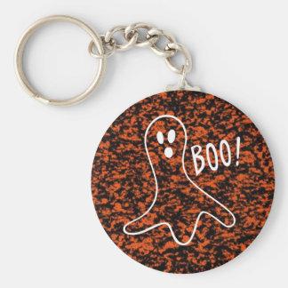 Ghost Boo! - Halloween Key Chain