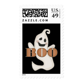 Ghost Boo Postage