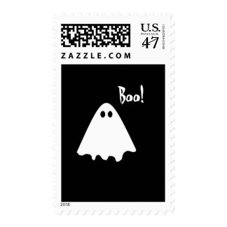 Ghost, Boo! Postage Stamp