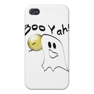 Ghost Booyah iPhone 4 Covers