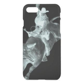 """Ghost"" Bull Rider iPhone 8/7 Case"