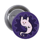 Ghost Bunni Buttons