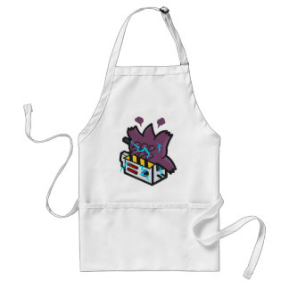 Ghost Busted Adult Apron