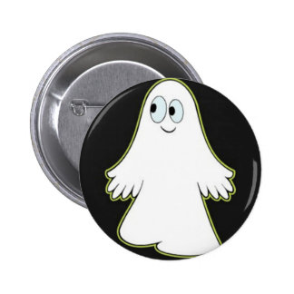 Ghost Pinback Buttons