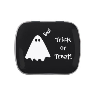 Ghost Candy Tin