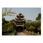 Ghost City, Fendu, China Greeting Card