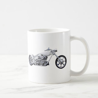 Ghost Classic White Coffee Mug