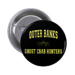 Ghost Crab Hunters Pinback Button