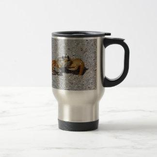 Ghost Crab Travel Mug