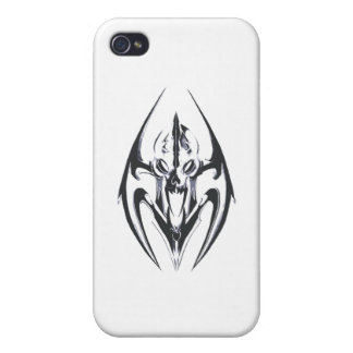 GHOST CREST iPhone 4 COVER