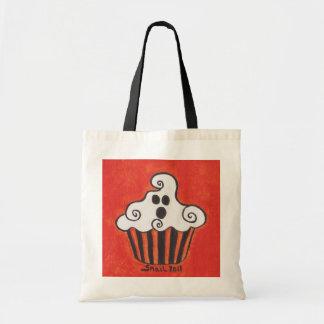 Ghost Cupcake Bag