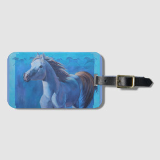 Ghost Dancing by Kathy Morrow Luggage Tag