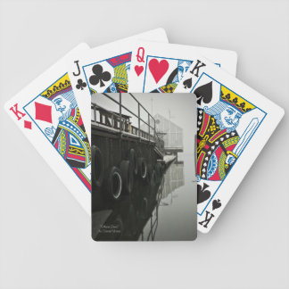 Ghost Dock Bicycle Playing Cards