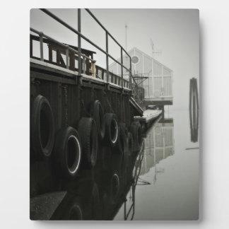 Ghost Dock Photo Plaque