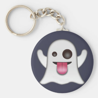 ghost_emoji keychain