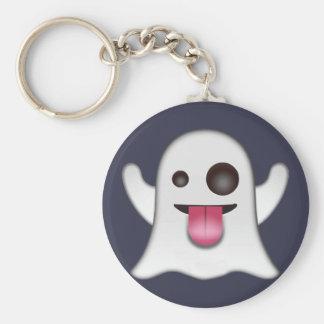 ghost_emoji llavero redondo tipo pin