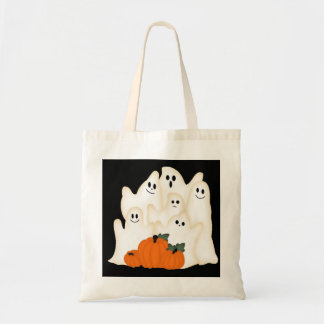 Ghost Family Budget Tote Bag