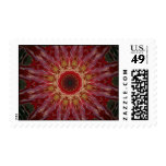Ghost Flames & Starburst Postage Stamps