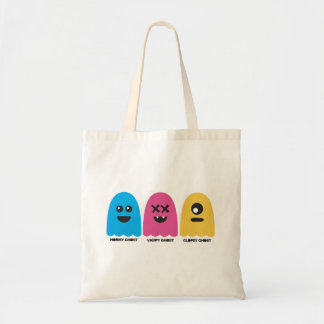 Ghost Friends Canvas Bag