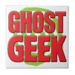 Ghost Geek Ceramic Tile