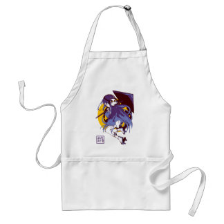 Ghost Girl Aprons