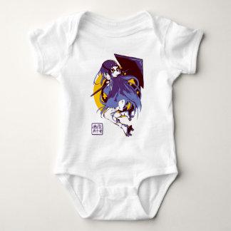 Ghost Girl Baby Bodysuit