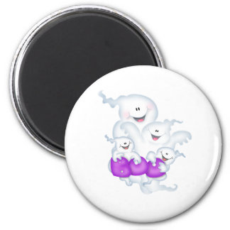 Ghost Group 2 Inch Round Magnet